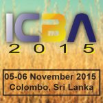 1st International Conference on Branding and  Advertising(ICBA 2015)