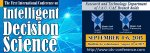 The 1st international conference on intelligent decision science (ids)