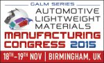 Lightweight Vehicle Manufacturing: Joining, Forming & Assembly Summit 2015