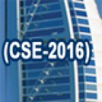 Fourth International Conference on Computational Science and Engineering (CSE-2016)