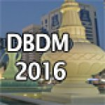 Fourth International Conference on Database and Data Mining (DBDM 2016)