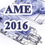 Second International Conference on Advances in Mechanical Engineering (AME 2016)