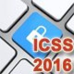 Second International Conference on Software Security (ICSS 2016)