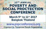 10th Annual Poverty and Social Protection Conference