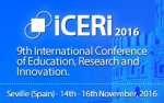 ICERI2016 (9th annual International Conference of Education, Research and Innovation)