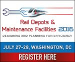 Rail Depots  Maintenance Facilities 2016