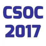 6th Computer Science On-line Conference 2017