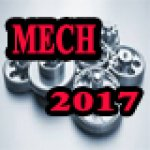 International Conference on Mechanical Engineering (MECH 2017)