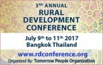 Rural Development Conference 2017