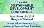 5th Annual Sustainable Development Conference