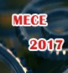 2nd International Conference on Trends in Mechanical Engineering (MECE-2017)