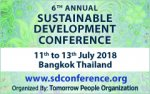 6th Annual Sustainable Development Conference