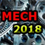 5th International Conference on Mechanical Engineering (MECH 2018)