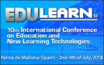 EDULEARN18 (10th annual International Conference on Education and New Learning Technologies)