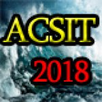 6th International Conference of Advanced Computer Science  Information Technology (ACSIT 2018)
