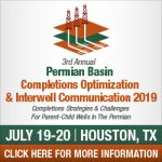 Permian Basin Completions Optimization  Interwell Communication 2019