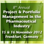8th Annual Project & Portfolio Management in the Pharmaceutical Industry
