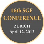 16th Annual Conference of the Swiss Society for Financial Market Research -  SGF CONFERENCE 2013