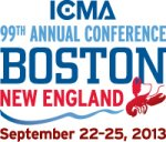 International City/County Management Association 99th Annual Conference