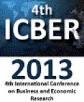 4th International Conference on Business and Economic Research