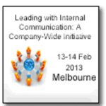 Leading with Internal Communication: A Company-Wide Initiative
