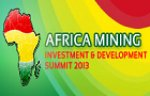 Africa Mining Investment  Development Summit 2013