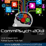 CommPsych 2013 Forum