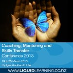 Coaching, Mentoring and Skills Transfer Conference 2013