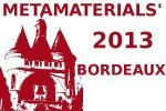 The 7th International Congress on Advanced Electromagnetic Materials in Microwaves and Optics