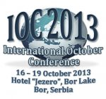 45th International October Conference on Mining and Metallurgy