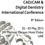 CAD/CAM & Digital Dentistry International Conference, 8th Edition