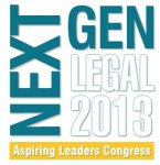 Next - Gen legal and Legal Counsel Congress 2013 - Delhi