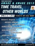 Awake  Aware 2013 - Time Travel  Other Worlds