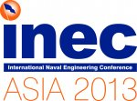 International Naval Engineering Conference @ IMDEX Asia 2013