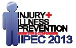 IIPEC2013 - Injury  Illness Prevention Exhibition and Conference 2013