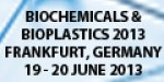Biochemicals  Bioplastics 2013, Frankfurt, Germany