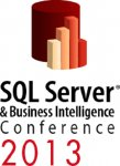 SQL Server  Business Intelligence Conference 2013