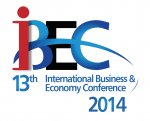 XIII International Business and Economy Conference (IBEC)