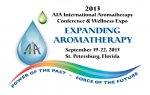 AIA 2013 International Aromatherapy Conference and Wellness Expo