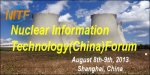 Nuclear Information Technology (China) Forum 2013