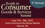 2013 People in Consumer Goods  Services