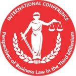 3rd International Conference PERSPECTIVES OF BUSINESS LAW IN THE THIRD MILLENIUM