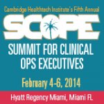 Fifth Annual Summit for Clinical Ops Executives (SCOPE)