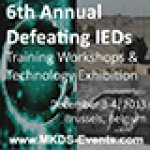 6th Annual Defeating IEDs Training Workshops & Technology Exhibiiton`