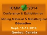 International Conference & Exhibition on Mining, Material & Metallurgical Education