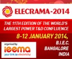 Elecrama 2014 At Bangalore, India