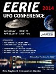 UFO Conference in Erie, PA
