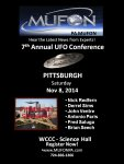 7th Annual Pittsburgh UFO Conference