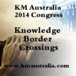 KM Australia 2014 Congress-Knowledge Border Crossings