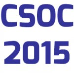 CSOC15 - 4th Computer Science On-line Conference